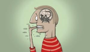 tener ansiedad por pensar demasiado