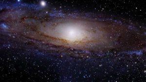 luz en el universo