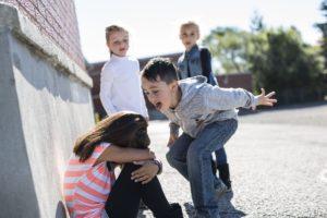padecer bullying