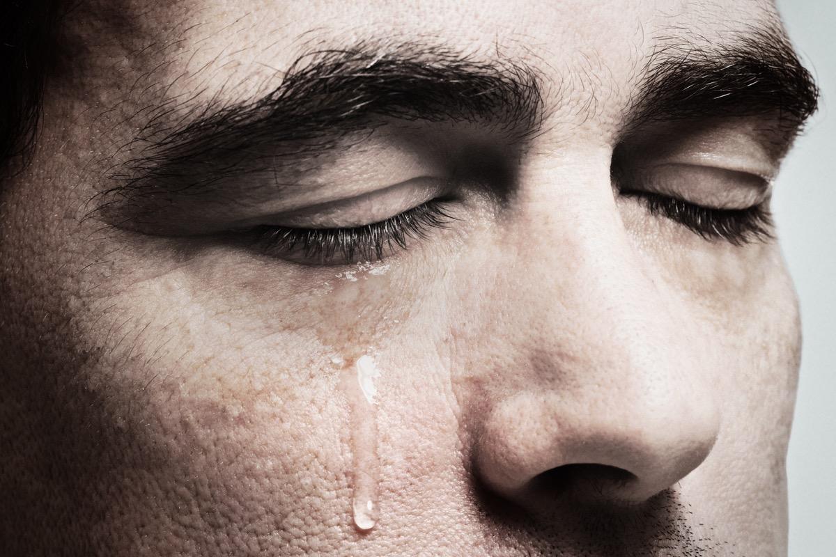 persona que llora