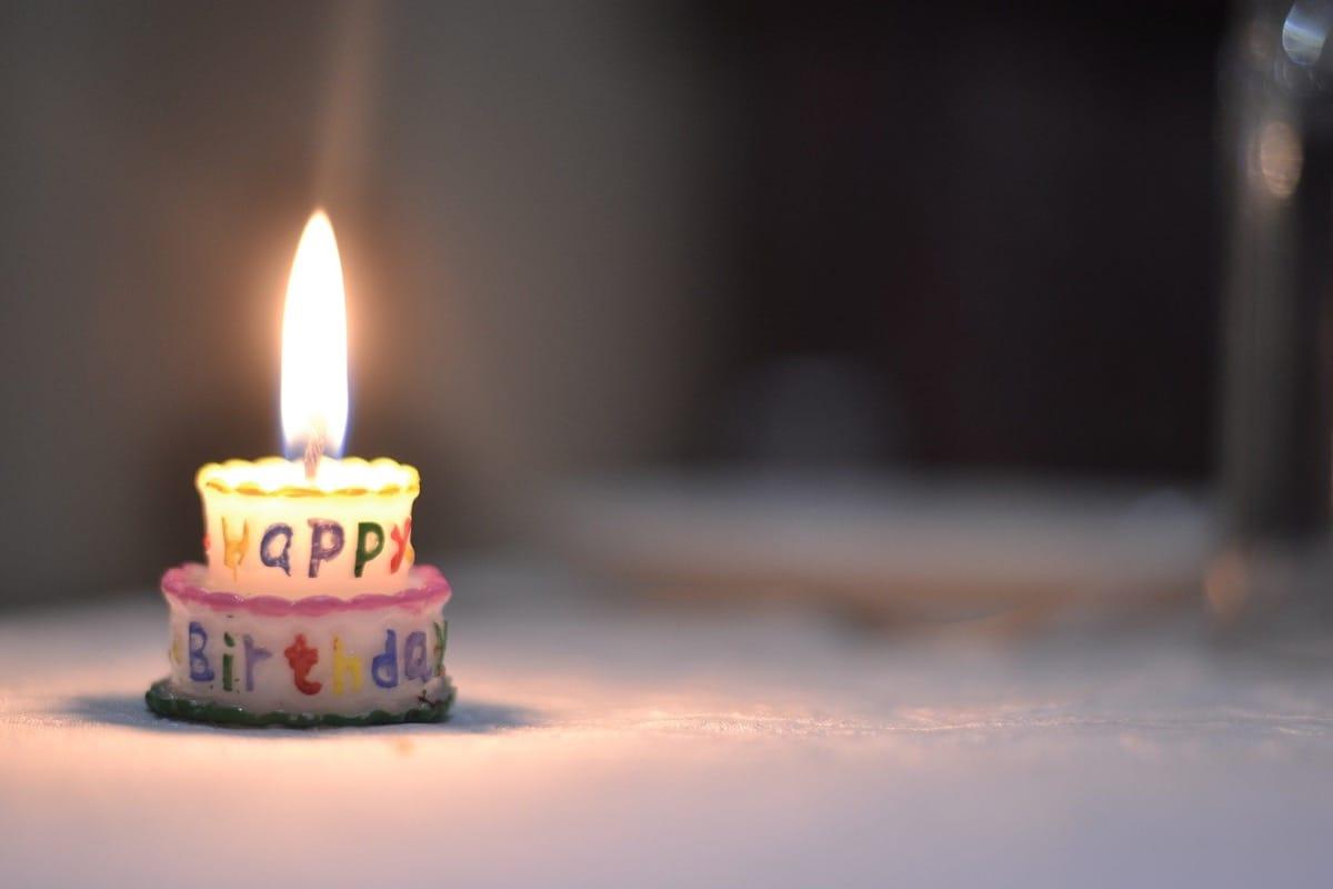 cumpleaños de una amiga