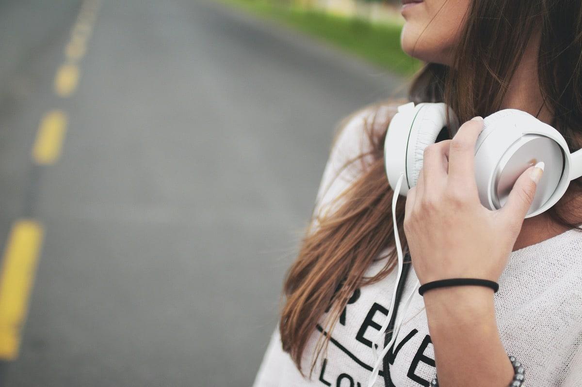 Escuchar audios te puede ayudar a sentir mejor