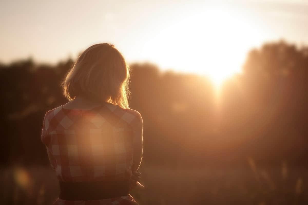 Soledad que te hace reflexionar