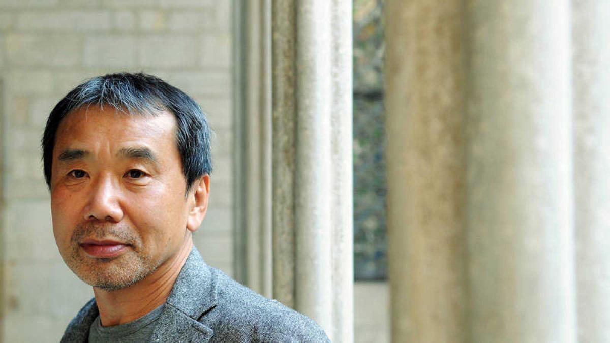 Las frases de Haruki Murakami ayudan a pensar