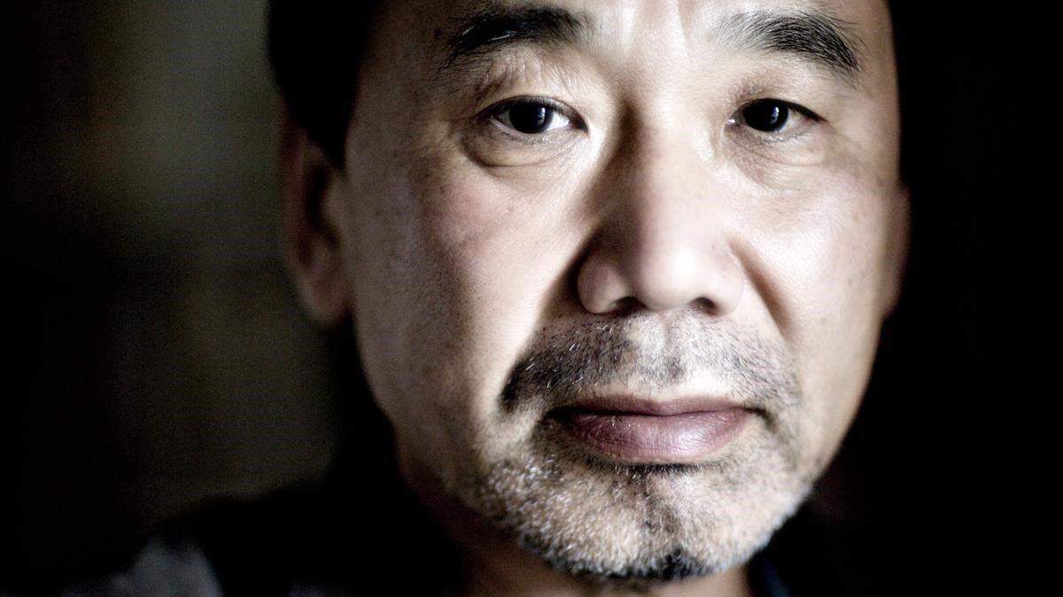 Haruki Murakami es un escritor famoso