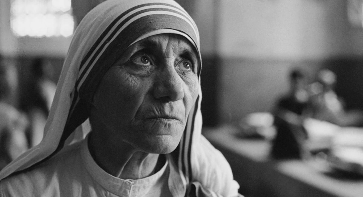 Frases que nos ayudan a reflexionar gracias a Teresa de Calcuta
