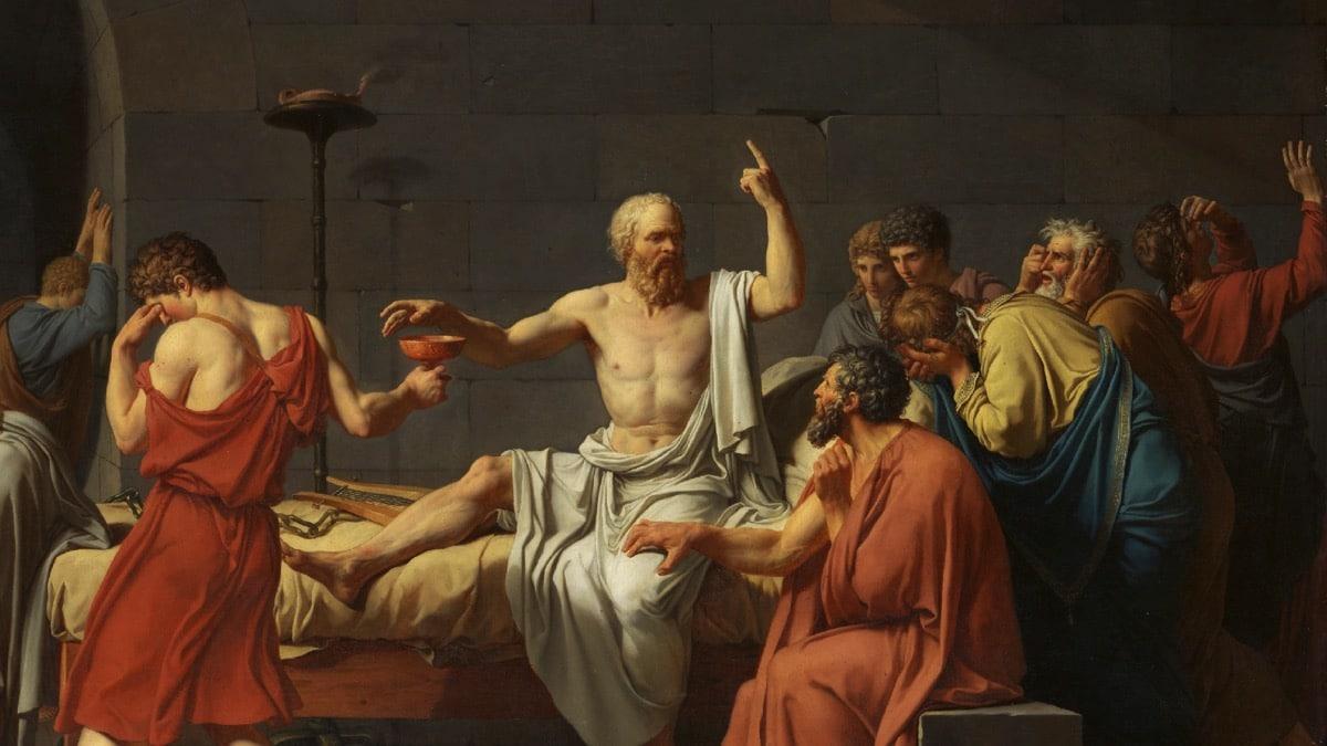 Frases y el final de Sócrates