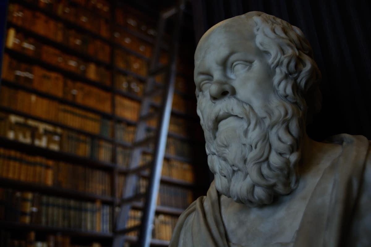 Reflexiones con las frases de Sócrates