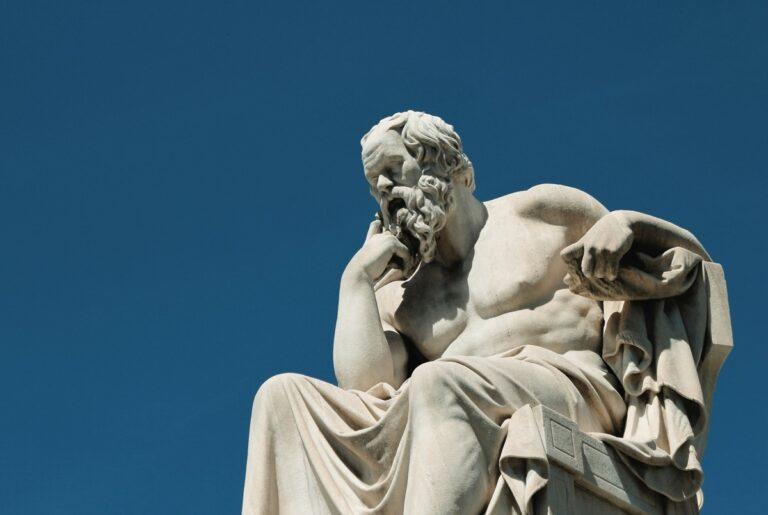 Pensamientos de Sócrates con sus frases