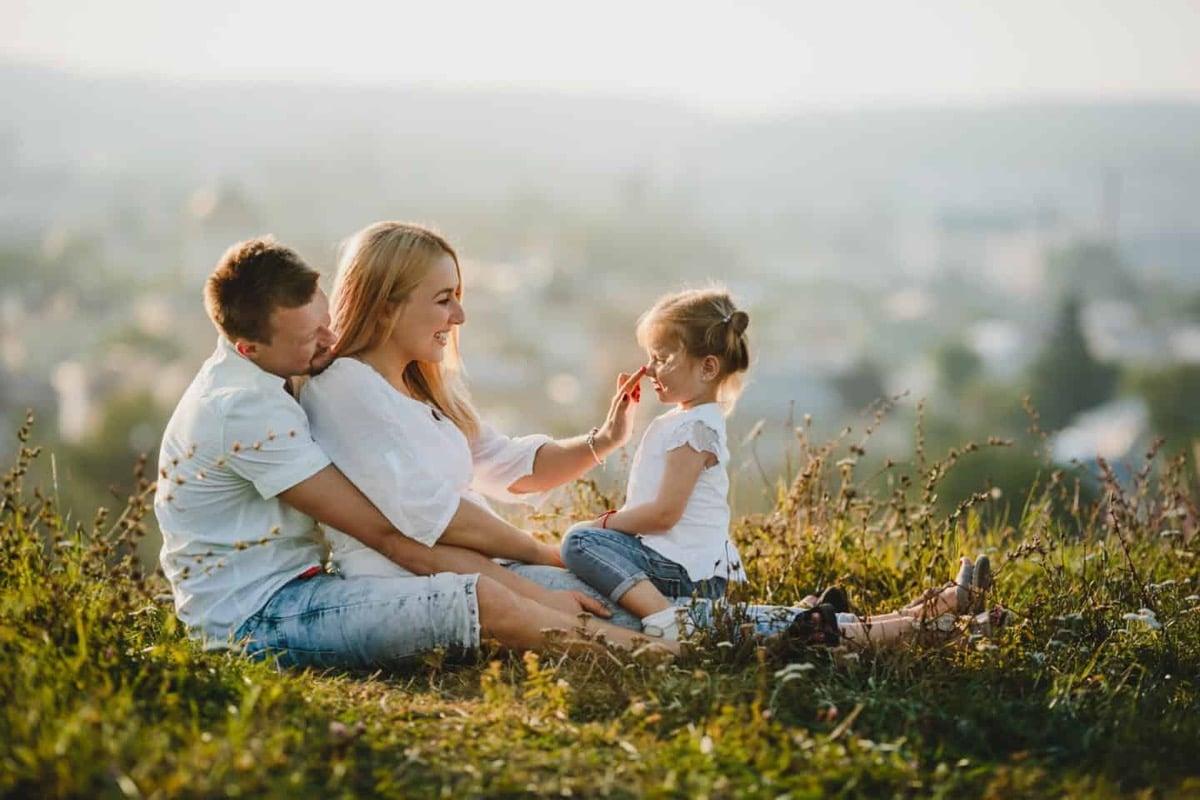 La importancia del afecto en la familia
