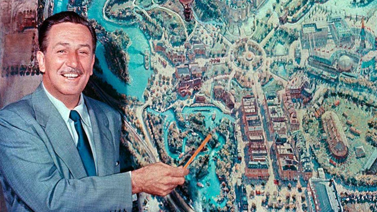 Proyecto de Walt Disney gracias a su motivación