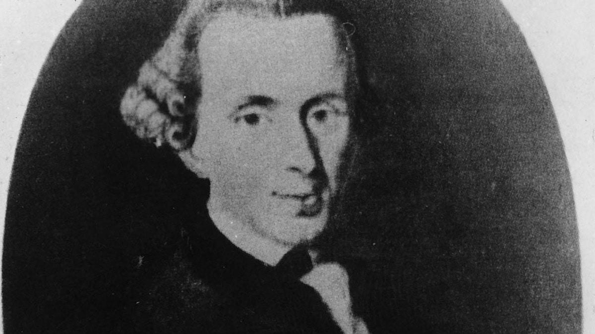 Immanuel Kant pensador de frases filosóficas