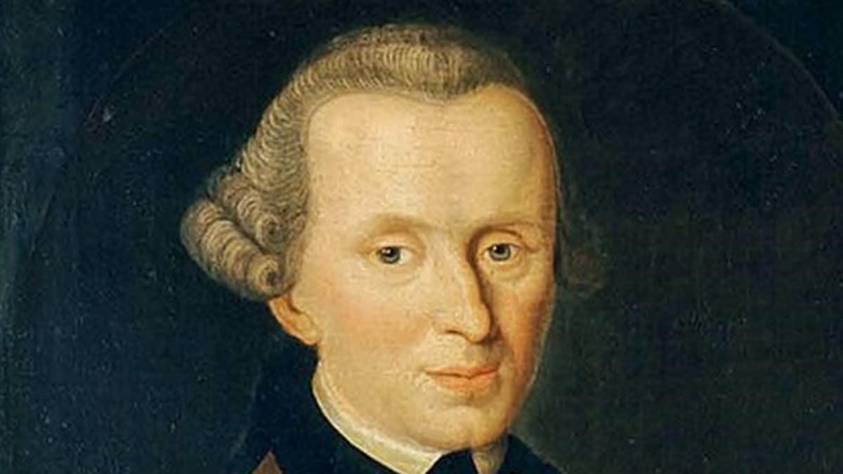 La influencia de Immanuel Kant gracias a sus frases célebres